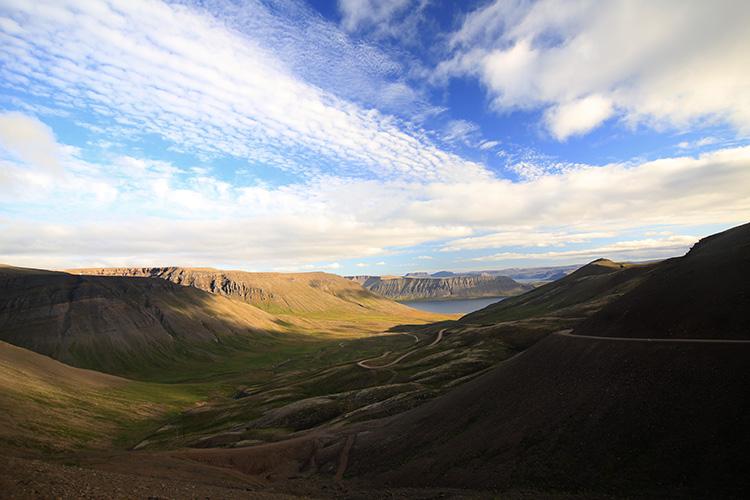 Fjords de l'Est - Islande.